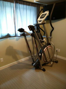 KETTLER ELYX 5 - Elyptical Trainer / Crosstrainer ($ 2900,- new)