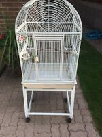 Top Quality Bird Cage With Open Top