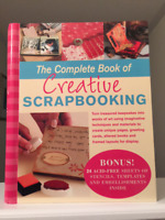 The Complete Book of Scrapbooking Markham / York Region Toronto (GTA) Preview