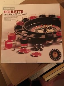 Brand New Roulette Shooter Game