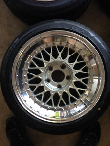 Ronal / ACT LS - 17x8.5 - $2000 North Shore Greater Vancouver Area image 3