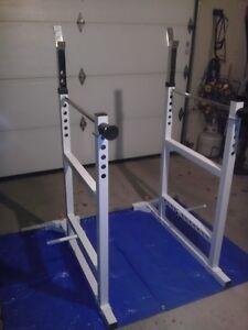 AmStaff Fitness Squat Rack Regina Regina Area image 1