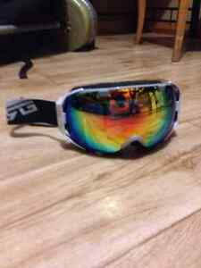 Brand new Double lens, antifog goggles