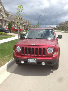 2011 Jeep Patriot North SUV, Crossover