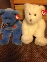 Selling both beanie baby's for $10
