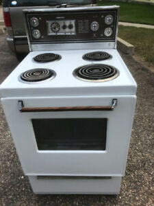 "24"" Apartment size stove for sale"