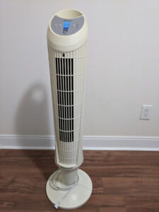 Honeywell Electric Standing Fan