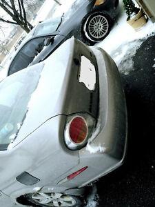 2002 Nissan Maxima Sedan
