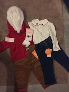 Gymboree -  5 items brand new with tags 12-18 months London Ontario image 1