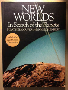 In Search of the Planets - New Worlds