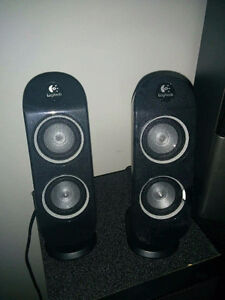 Speakers for a computer