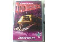 Classic thunderbirds tv show dvd