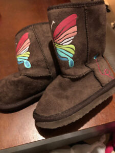 Toddler Girl Boots Size 6T