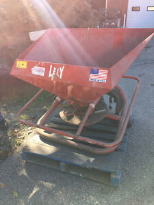 Lely Broadcast Spreader. Seader / Salter/ Sander / Fertilizer London Ontario image 1