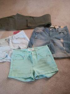 Women's Shorts lot size 3
