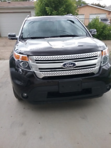 2013 Ford Explorer XLT 4x4 7 SEATER SUV SUV, Crossover