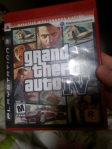Gta 4 for ps3