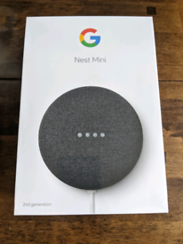 Smart Speaker Google Nest Mini gen2