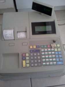 Royal Alpha 9500ml. Cash Management System (Cash Register)