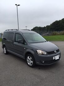 Volkswagen Caddy Maxi Life 7 Seater