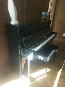 Piano from piano house Burlington