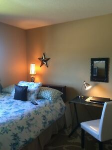 Furnished Room - Walk to College!