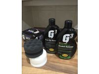 Farécla Professional shampoo & Scratch Remover Brand New