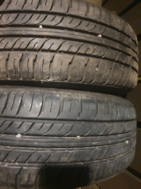 195/70/14 tyres