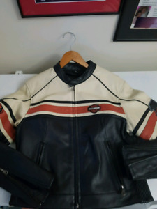 Women's Harley Davidson Leather Jacket