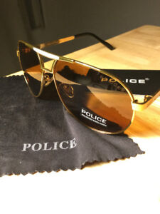 †G0LDEN BRONZE† AVIATOR *AUTHENTIC* SUNGLASSES