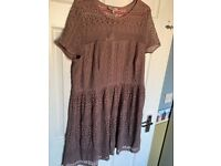 Matalan lace dress size 18