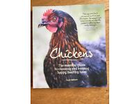 Books on how to keep chickens