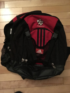 Adidas Soccer Backpack - great condition like new