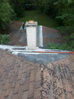 I install metal and shingle for your roofing needs