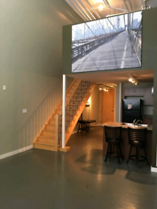 1 Bed 2 Bath Condo in Core Lofts. Parking / Utilities Included