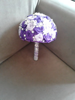 Wedding bouquet $15