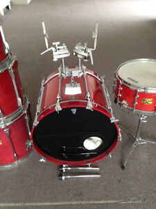 Tama Artstar II - 7 piece Shell Kit + cases West Island Greater Montréal image 9