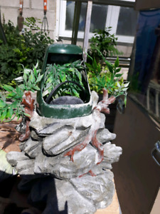 Reptile Fountains and more