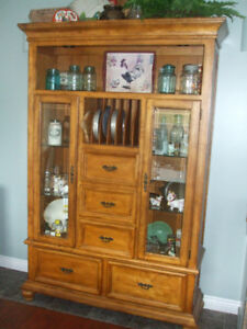 China / Display Cabinet ~ NEW ASKING PRICE