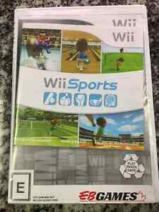 Selection of Wii and Wii U games for sale