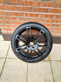 "1x 18"" 5x112 RS4 Alloy"