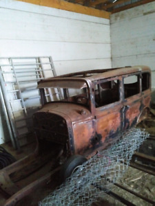 Rat Rod Project 1930 Dodge Brothers / Plymouth