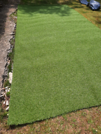 SOLD Artificial Grass, never used.