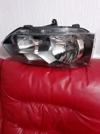 Vw Transporter headlights
