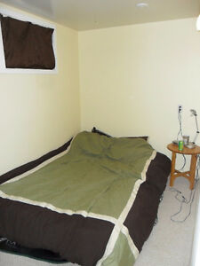 Cozy One Bdrm Basement Suite - Avail now - River Heights Regina Regina Area image 5