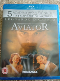 Aviator Blu-ray