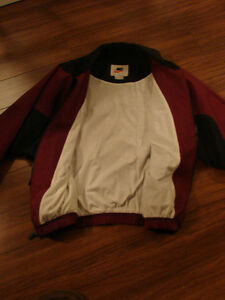 Men's Size Large NIKE nylon FALL Jacket Belleville Belleville Area image 4