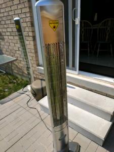 EnerG+ infrared patio outdoor heater