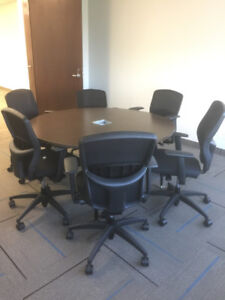 HIGH BACK MULTI TILTER OFFICE CHAIRS