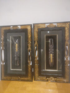African frame pictures